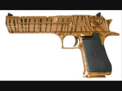 real gold guns youtube