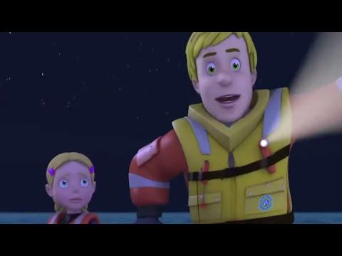 Požárník Sam - Pomoc pri moŕi