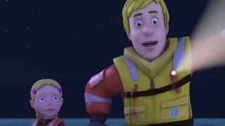 Požiarnik Sam - Pomoc pri mori