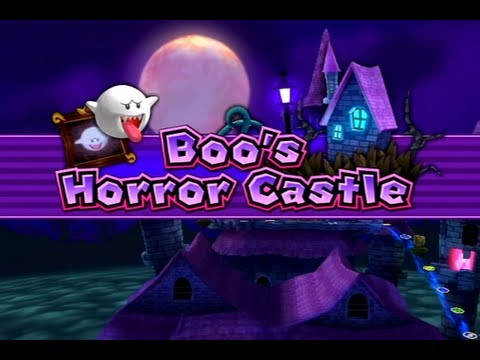 Mario Party 9: Boo's Horror Castle, Stupid boo making me lose half my.....oh here's the next board