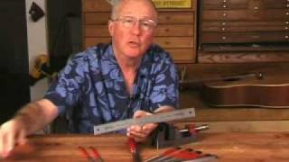 Watch the Trade Secrets Video, Essential Nut Making Tool Kit