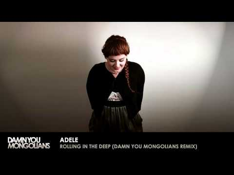 Adele - Rolling In The Deep (Damn You Mongolians Dubstep Remix) -C2pmCxKmWCM
