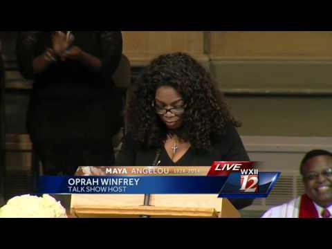 Full Remarks: Oprah Winfrey