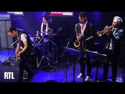 5/9 - What you want - Robin McKelle en live dans L'Heure du Jazz RTL