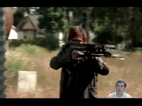 The Walking Dead Season 3 Episode 13 Arrow At The Doorpost - Video Preview Predictions