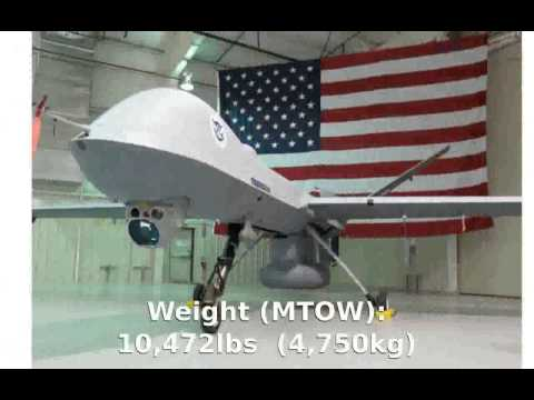 General Atomics Guardian Maritime Patrol Unmanned Aerial Vehicle (UAV) (2006)  Info