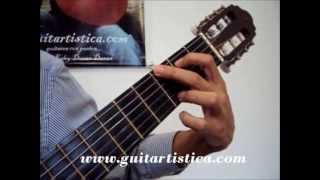 Nadie Te Ama Como Yo Martin Valverde Tutorial Guitarra