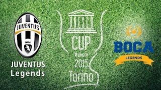 La rueda de prensa de presentación de la UNESCO CUP 2015