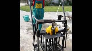 HOBBY Small Block Making Machine