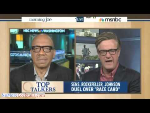 Eugene Robinson: Jay Rockefeller Saying Obamacare Opposition Due To GOP Racism Is