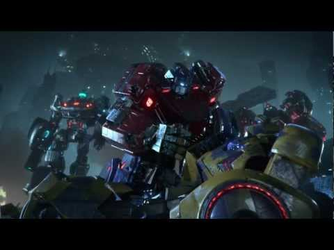Transformers: Fall of Cybertron - Cinematic Trailer -C3E358n7pcI