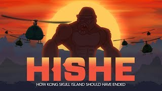 How Kong Skull Island Should Have Ended