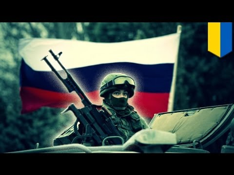 Russia invades Crimea after Ukraine votes out Yanukovych