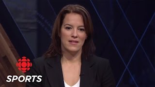 Cassie Campbell On The Enormity Of The Women's Gold Medal