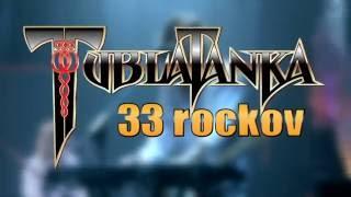 Tublatanka začína koncertné turné 33 rockov 1. októbra v Banskej Bystrici