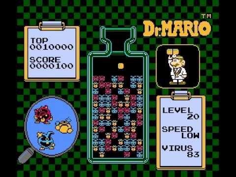Dr Mario - the most epic fail on the highest level in the original dr mario - User video