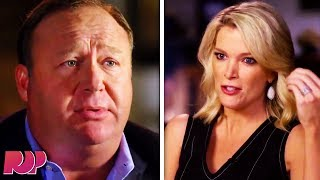 Why Are People So Mad About Megyn Kelly's Interview With Alex Jones?