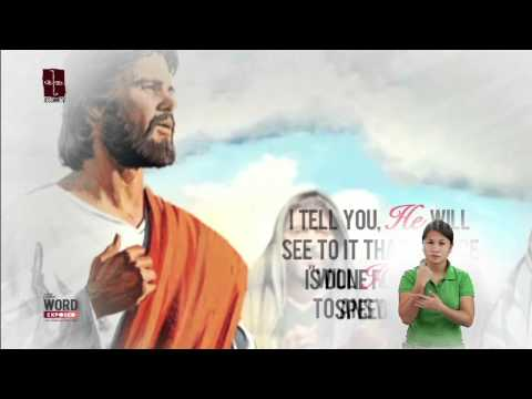 The Word Exposed - Gospel with Sign Language (October 20, 2013)