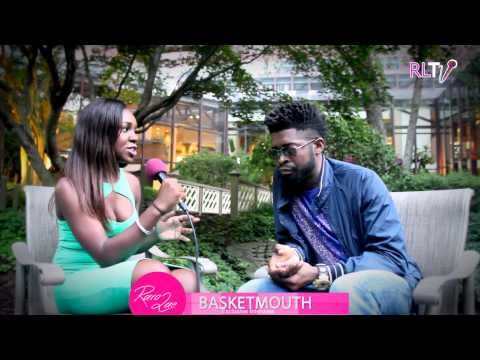 Basketmouth's Interview on RLTV