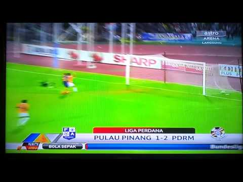 PENANG FA VS PDRM FA Highlight