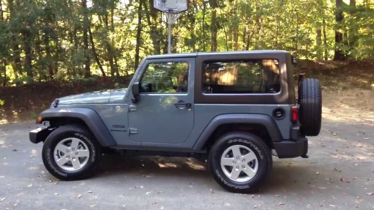 2014 jeep wrangler sport review youtube. Cars Review. Best American Auto & Cars Review