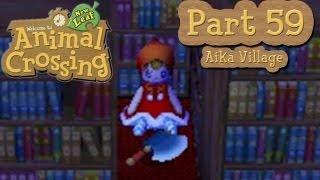 Animal Crossing: New Leaf Part 59: Aika Village! Full