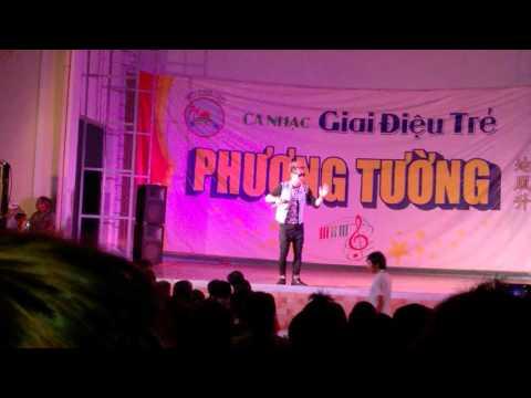 Con Bướm Xuân - Chu Bin live in Sông Hinh - Phú Yên ngày 13.7.2015. Nhảy Robot cực hay.