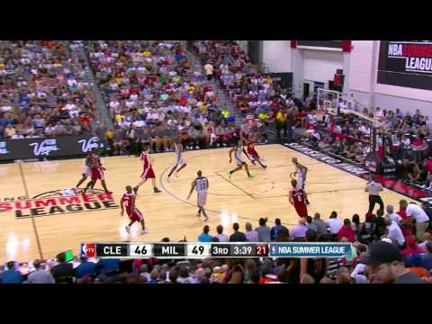 NBA Summer League: Cleveland Cavaliers vs Milwaukee Bucks