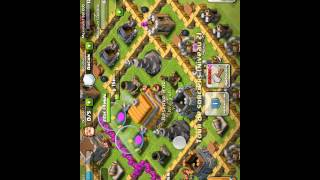 Clash Of Clans HDV 6 Comment Faire Un Super Village