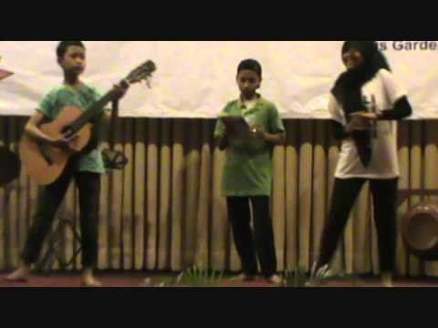 Drama Acara Perpisahan Kelas 9 SMP Muhammadiyah Kota Kediri Thn 2012