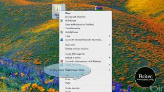 How To Reinstate Windows Mail On Windows 7 By Britec