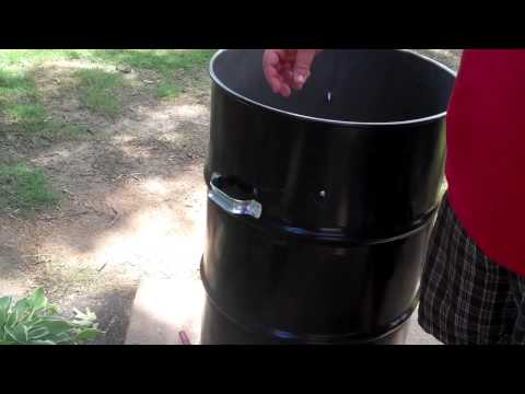 Ugly Drum Smoker UDS Build - How to build a homemade ugly drum smoker