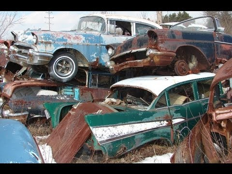 Auto wreckers parts near me