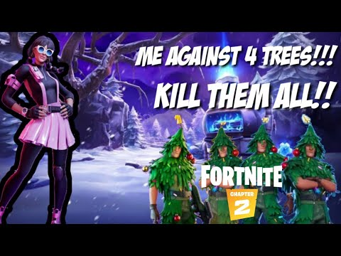 FORTNITE Chapter 2 (FUNNY MOMENTS) | Killing the whole squad alone!!!