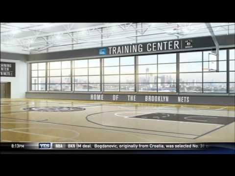 A first look at the Brooklyn Nets' new training facility in their home borough - Nets Magazine