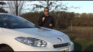 Renault Fluence GT Test Matías Antico