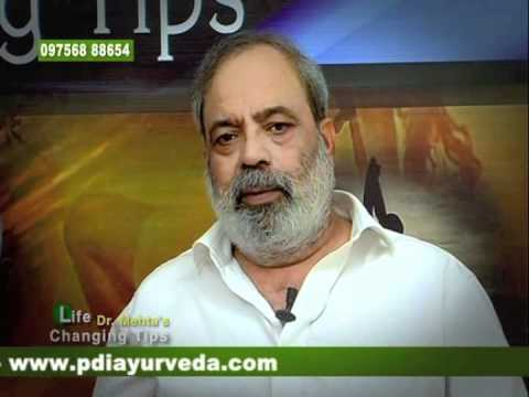 Ayurveda | Thyroid problems tips (Hindi) - Dr. Anil K. Mehta (PDI, AGN, EISRA)