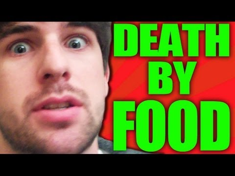 DEATH BY EUROPEAN FOOD!
