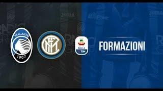 Atalanta-Inter, la videoformazione atalantina
