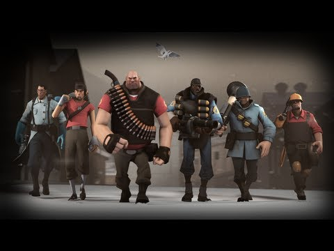 Team Fortress 2 - Man vs The Machine