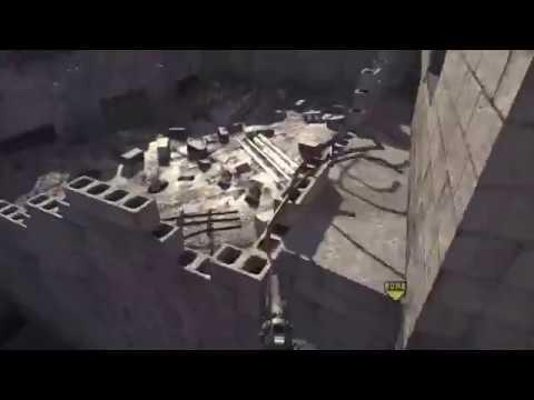 FreeRun Montage #30MinuteChallenge (CoD4) (Xbox360)