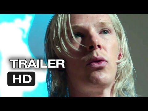 The Fifth Estate TRAILER 2013 - Benedict Cumberbatch Movie HD  - The Fifth Estate - Benedict Cumberbatch - Flixster Video