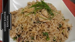 Five Spice Rice with Chicken ..