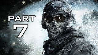 Call Of Duty Ghosts Gameplay Walkthrough Part 7 Campaign