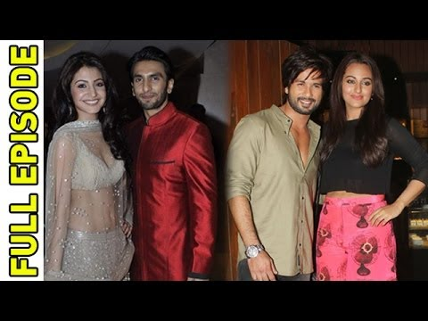 Anushka is 'BACK' with ex boyfriend Ranveer, Sonakshi Sinha 'CAUGHT' with Shahid Kapoor & others