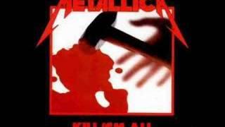 The Four Horsemen Metallica