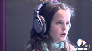 Amira Willighagen Sings 'O Mio Babbino Caro' Radio March 5