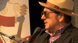 Elvis Costello Solo (2014-06-29) - Press conference