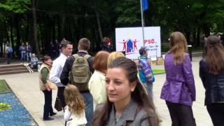 PSD Moldova a făcut concert pentru familia tradițională