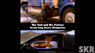 Movie Mistakes: The Fast And The Furious (2001)